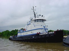 boat industrial bayou amelia tug morgancity