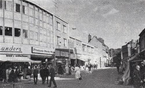 Market Street, Looking East, 1969