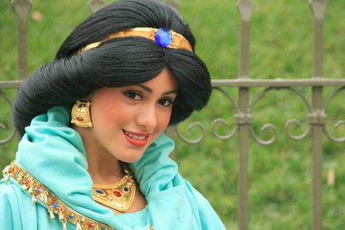 princess jasmine disneyland. Disney Princess: Jasmine