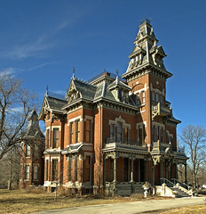 Known for the Ghosts (FotoEdge) Tags: 19thcentury haunted spirits missouri ghosts independence 1