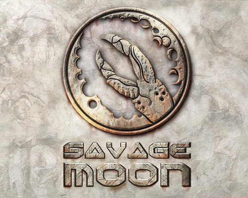Savage Moon logo