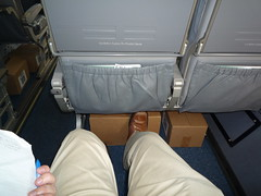 ExpressJet Corporate Aviation Legroom