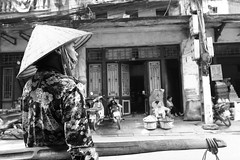Street  Hanoi (Jules1405) Tags: world street travel people asian women asia vietnamese vietnam viet asie ha hanoi nam noi asiatique reflectionsoflife vietnamien lovelyphotos jules1405 unseenasia