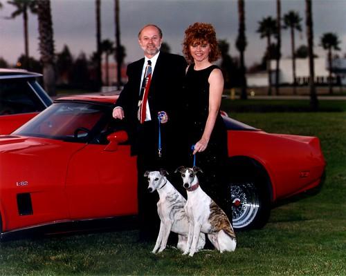 Dick and Katrina 80 Corvette