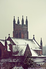 Amazing Grace (Andreas Constantinou ) Tags: england snow church birmingham unitedkingdom eu explore westmidlands europeanunion hockley