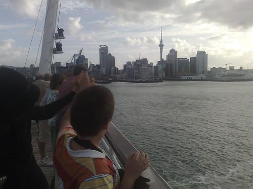 Farewell Auckland