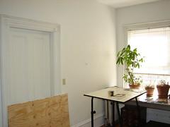 2nd floor studio, Studio 2D (theartdogs) Tags: maine gardiner artiststudio artdogs