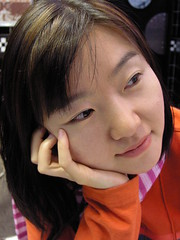 And???? (dolphinman259) Tags: portrait face asian girlfriend korean wife