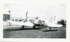 Air Racer (KID DEUCE) Tags: classic race plane airplane antique air cleveland 1940s ww2 corsair