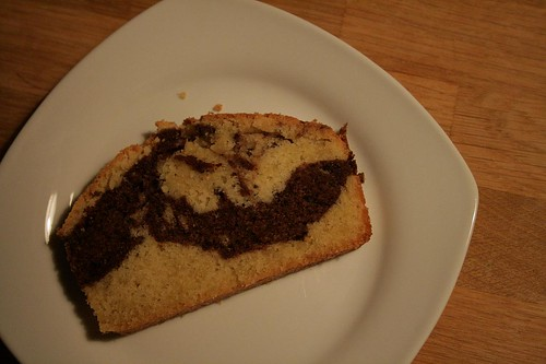 Marmorkage / marble-cake