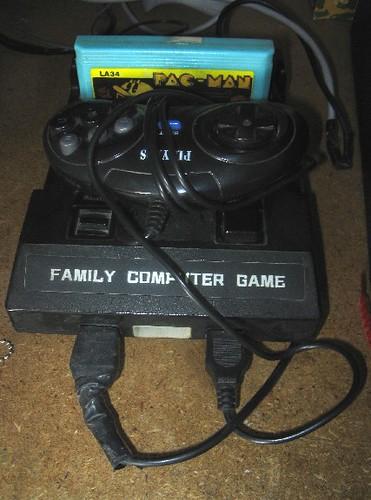 Consola clon de Family