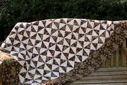 My Folklore quilt