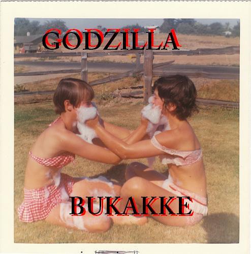 Godzilla Bukakke