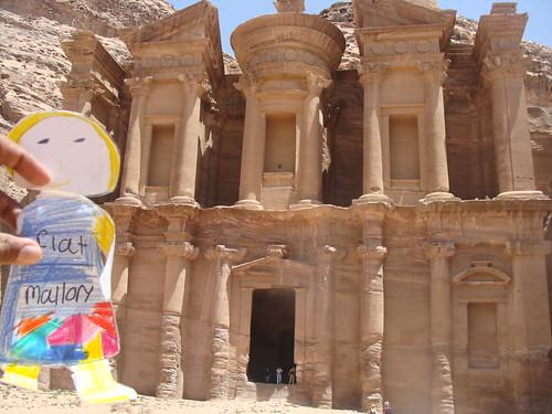 Petra, Jordan- Flat Mallory 5