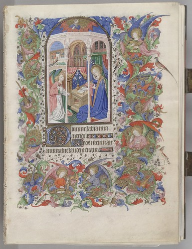 Annunciation (HM 1100)