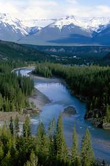 Banff Area (043) (Spike1940) Tags: canada alberta banff lakelouise banffspringshotel peytolake morainelake johnsonscanyon