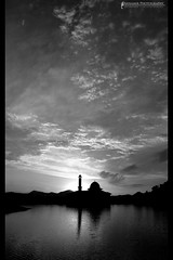 What If The Universe Was Only In Black and White? (AnNamir c[_]) Tags: reflection silhouette amazing flickr kitlens mosque malaysia canoneos350d siluet dq masjid islamic mesjid jakim photomalaysiacom kkb theperfectphotographer ekamil annamir abadaniell darulquran annamirputeracom masjiddq tasikhuffaz dqkkb getokubicom muktasyaf huffazlake iluvislamcom placeofphotographer ayambrand fotografikrcom klikcommy annamirphotography