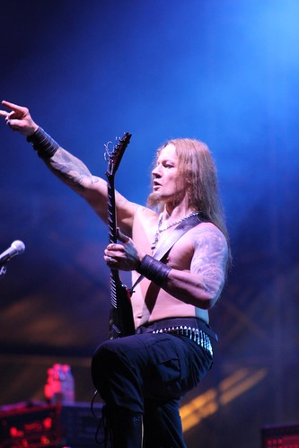 Belphegor @ Metal Camp 2009