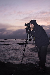 at sunset... (manfrotto tripods) Tags: nikon tripods manfrotto testimonial corradogiulietti