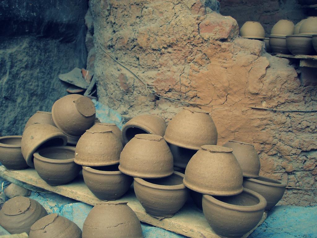 Bangalore Photo Walk - Pottery Town