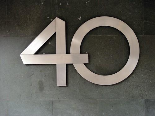 LOS 40 SALGADIALES