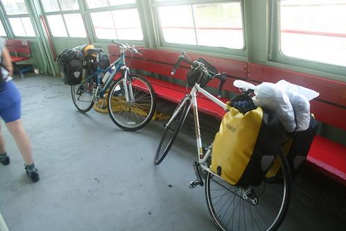 Bungeed Bikes