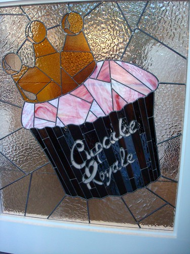Cupcake Royale's new location in Seattle!