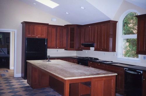 Kitchen Interior Lezenby Architects, LLC
