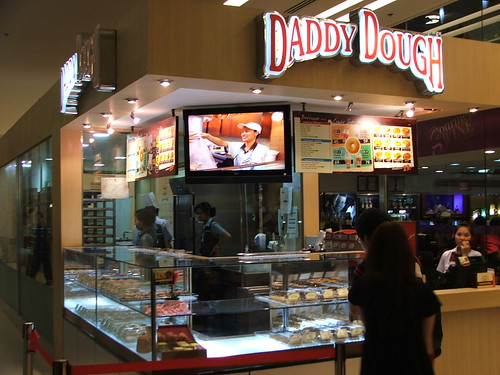 Daddy Dough shop