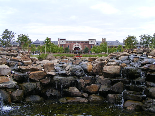 Monumental Fountain, Brambleton Town Center