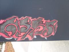 Gers (Young Kay) Tags: bridge west graffiti bay north dew corps area hayward krew mocr kasm gers throwie yemo