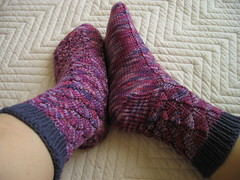Nanner Socks(090731:finished)