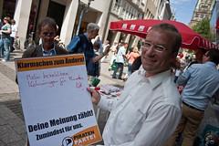 Wahlplakate Kommunalwahl 2009