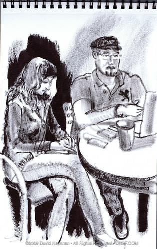 Laura Wiggins & Adam Jackson at iPhoneDevCamp