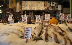 Quick Trip to Seattle 2009 (rwentechaney) Tags: seattle pike publicmarket