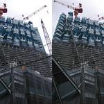 建設中 新東京タワー New Tokyo Tower (parallel 3D) thumbnail