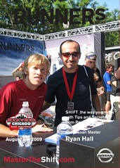 Ryan Hall and me