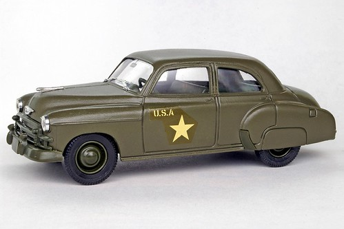 Solido 1950 Chevrolet 4-Door 1:43 Scale
