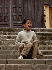 Enfant (Justinsoul) Tags: voyage africa trip travel boy flickr morocco maroc paysage enfant pays pais fs fluidr justinsoul