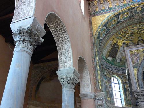 Basilica of Euphrasius in Porec, Istria