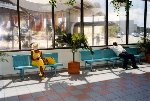 Cruiseship Terminal, Miami 1994