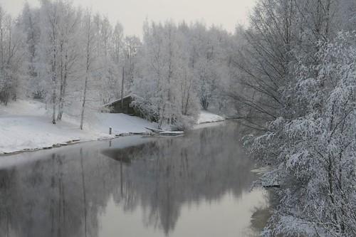 Seinäjoki, winter