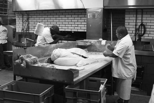 Fairmont Bakery, Montreal.