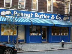 Peanut Butter & Co!