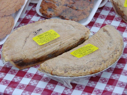 Shoo-Fly Pie Millport Dairy at the Rock Center Farmer's Market