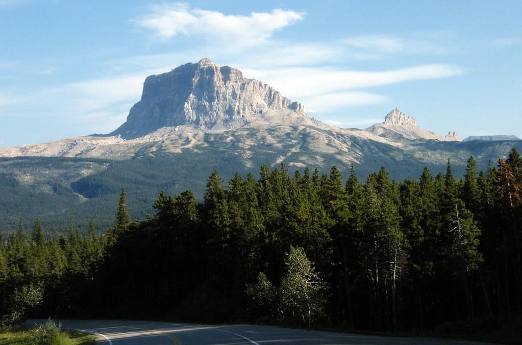 Chief Mountain (2.767 m)