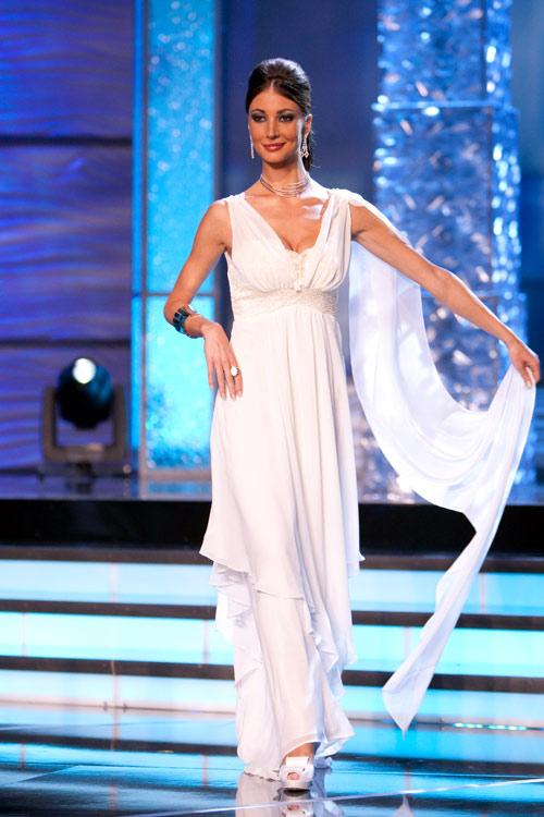 Traje Típico de Miss Italia