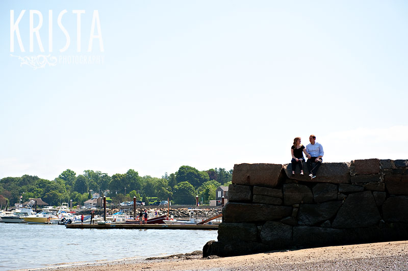 Hingham Engagement Session