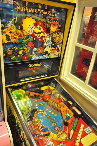 Pinball de Super Mario Bros class=