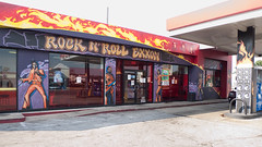 Rock 'n Roll Exxon (Matt Blaze) Tags: philadelphia rock mural gas roll rocknroll exxon